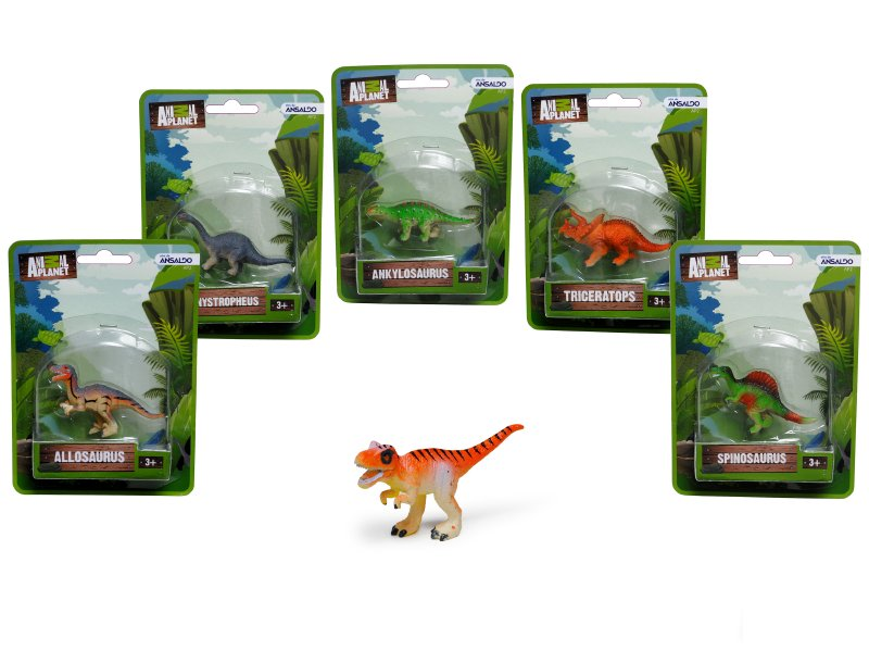 ANIMAL PLANET Dinosaurio 9 Cm. Animal Planet