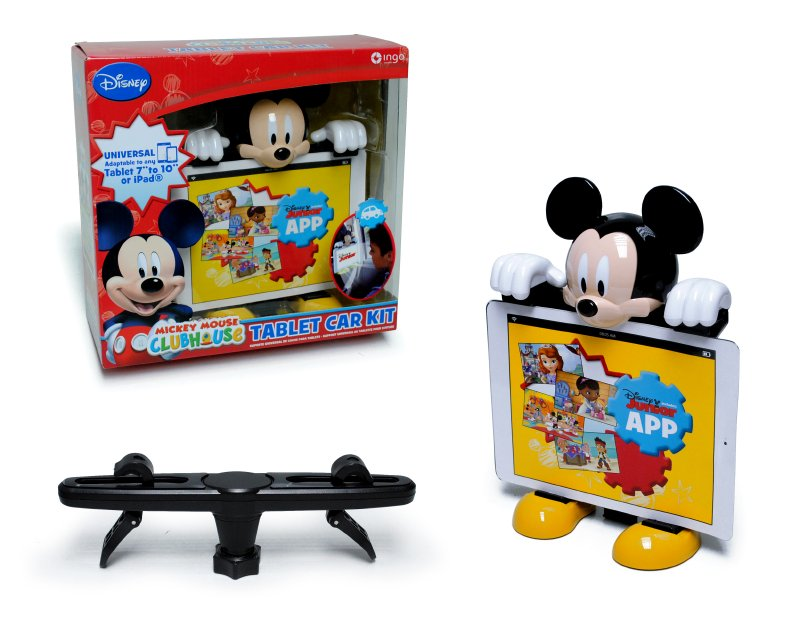 Carcasa Tablet P/auto Disney Junior