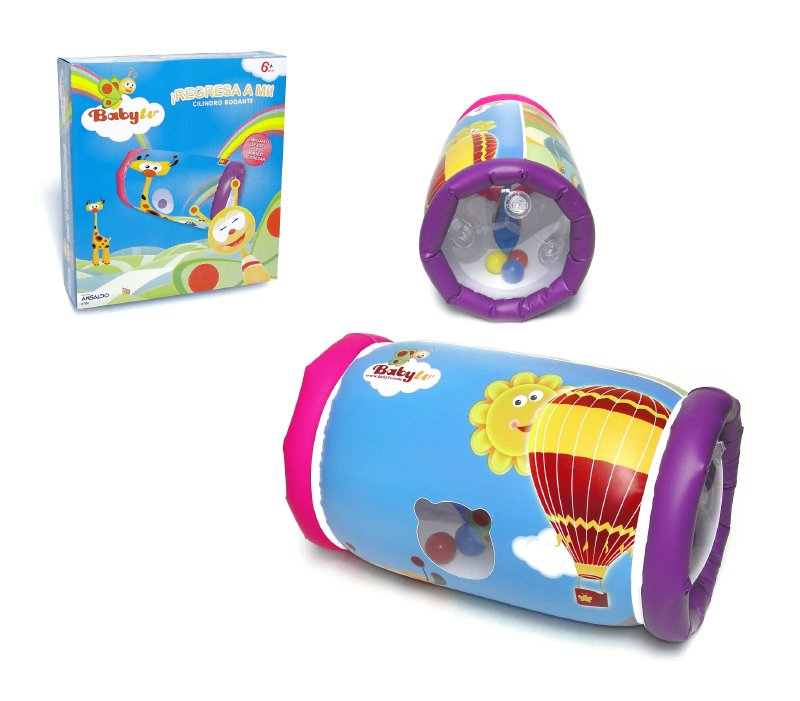 BABY TV Cilindro Back To Me Baby Tv
