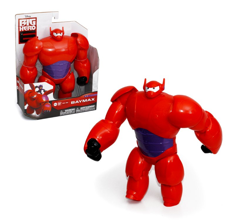 BIG HERO 6 Figura 25 Cm Baymax Big Hero 6