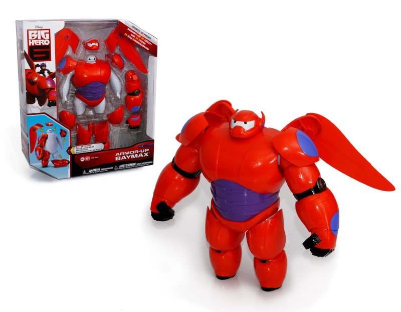 Figura Armable Baymax Big Hero 6