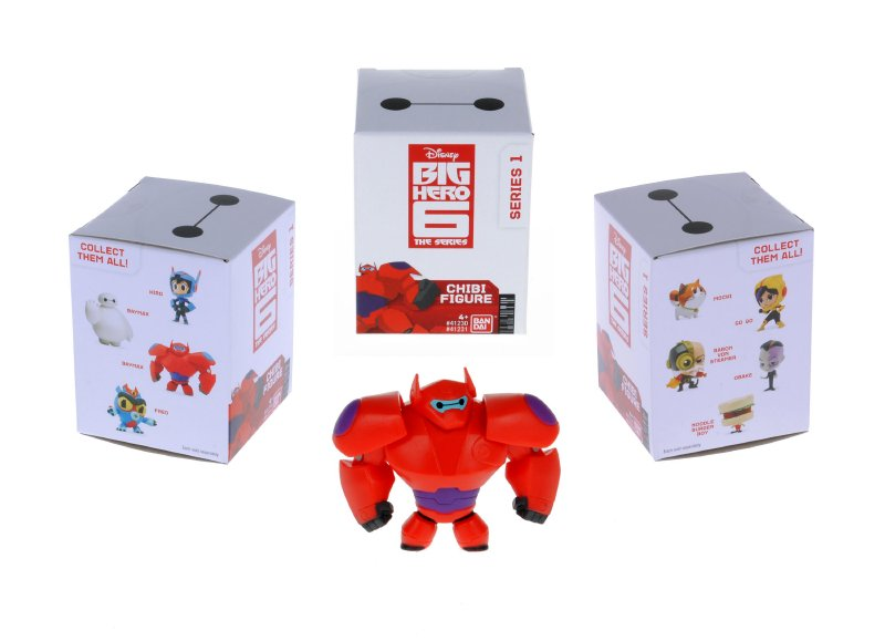 Micro Figura 5 Cm. Big Hero 6