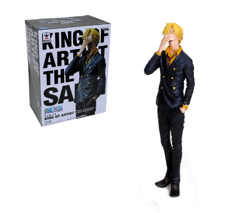 COLLECTORS Figura 26 Cm. Sanji One Piece