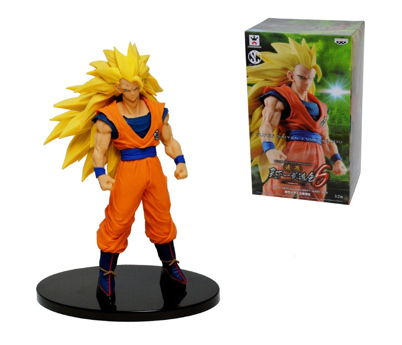 Figura 16 Cm. Dragon Ball Super Scultur
