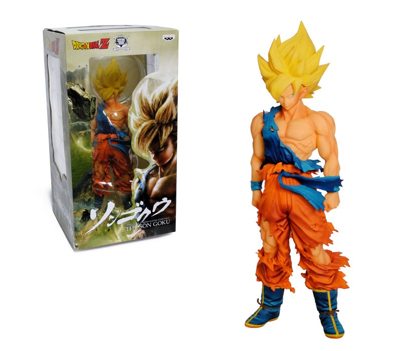 COLLECTORS Figura 34 Cm Goku Super Saiyajin Dragon