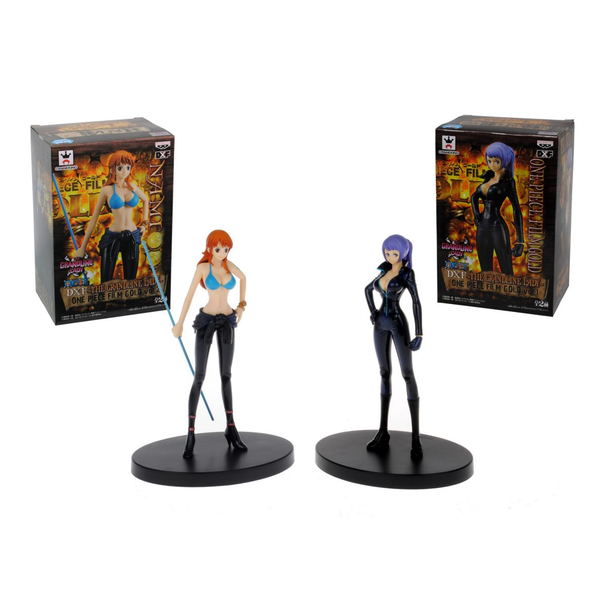 COLLECTORS Figura 15 Cm. One Piece Dxf The Grandli