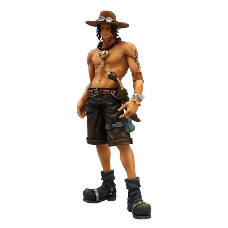 COLLECTORS Figura 34 Cm. One Piece The Portgas D.a
