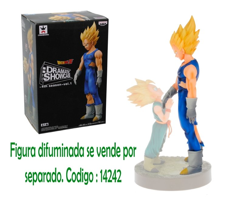 Figura 16 Cm. Dragon Ball Z, Dramatic S