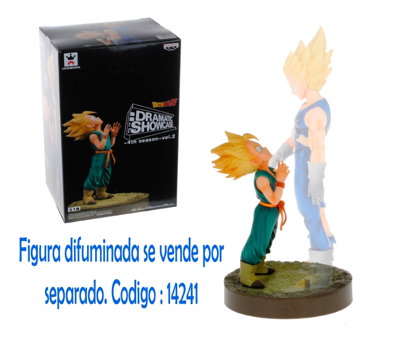 Figura 10 Cm. Dragon Ball Z, Dramatic S