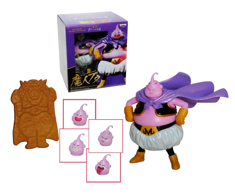 COLLECTORS Figura 13 Cm. Dragon Ball Z Majin Boo