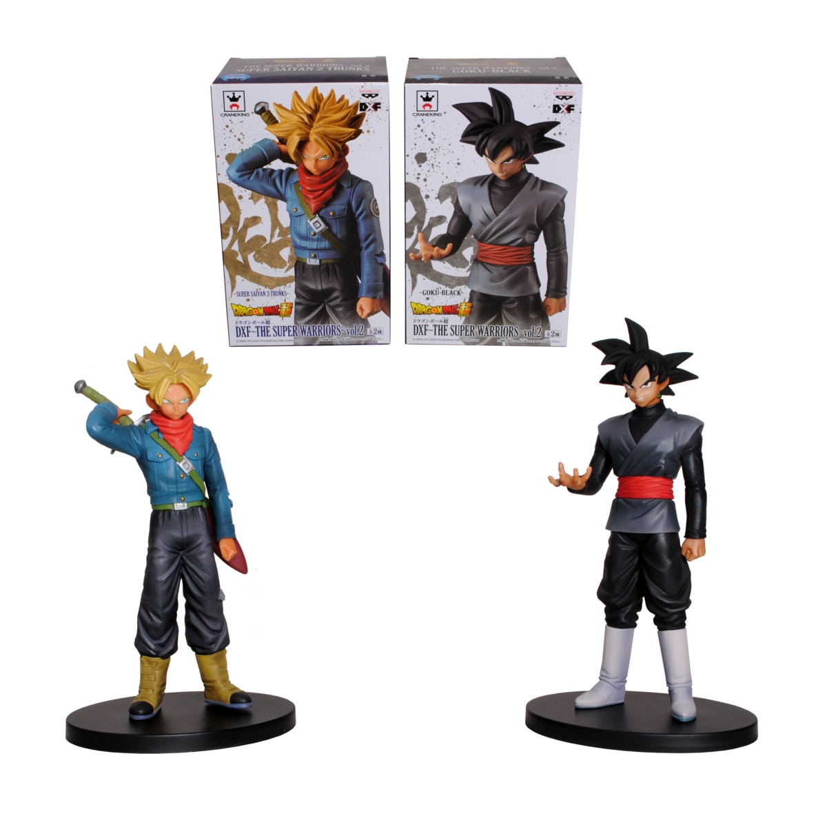 Figura 18 Cm. Dragon Ball Super Dxf The