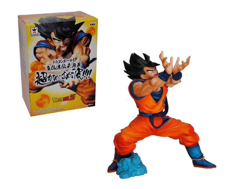 Figura 20 Cm. Dragon Ball Z Super Kameh
