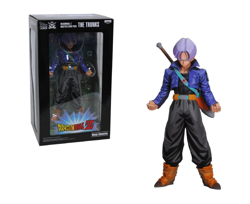 Figura Trunks Dragon Ball Z Manga Dimen