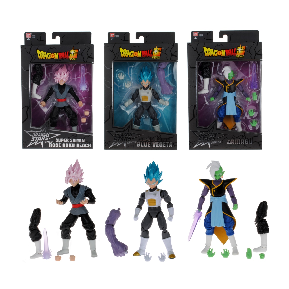 Figura 17 Cm. Dragon Ball Z Super Serie