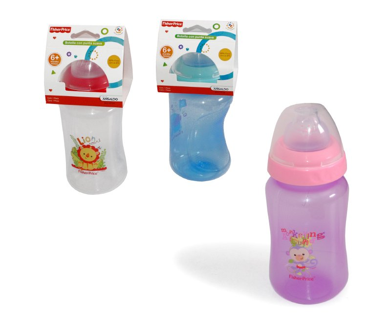 FISHER PRICE FEED Botella Fisher Price