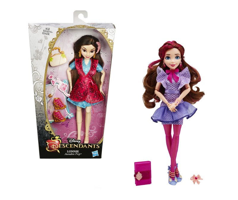 HASBRO JUGUETES Desc Descendants Aks Family Day Outfit