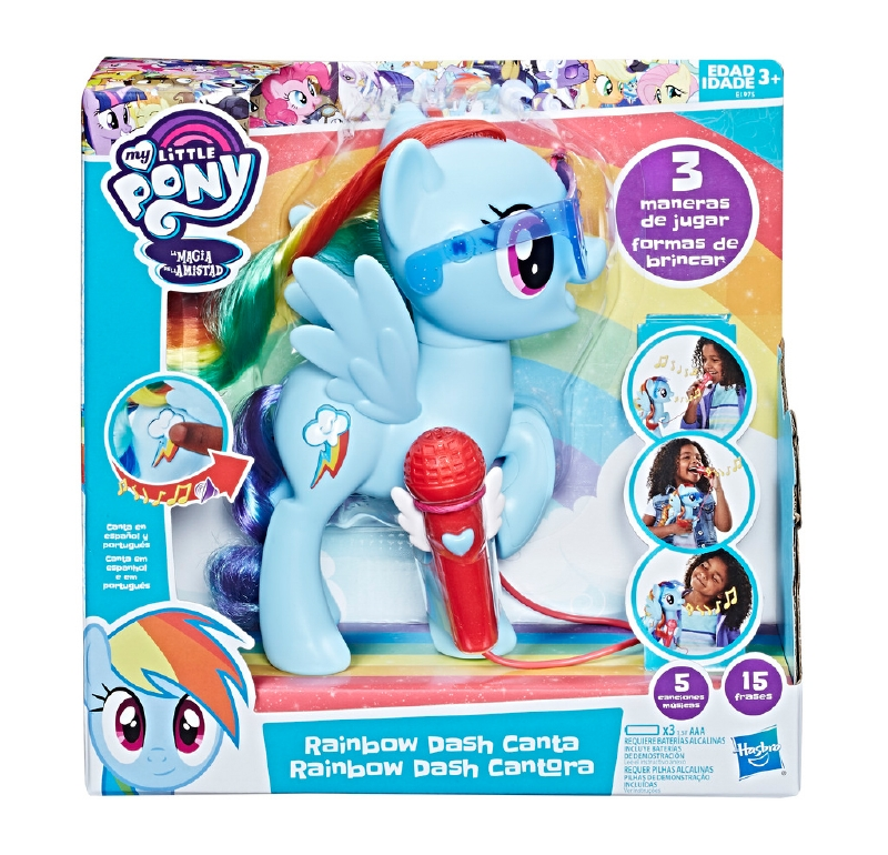 My Little Pony Rainbow Dash Canta
