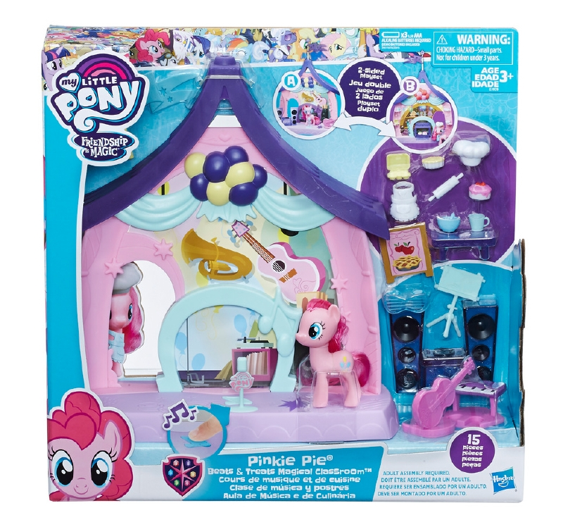 My Little Pony Pinkie Pie Clase De Musi