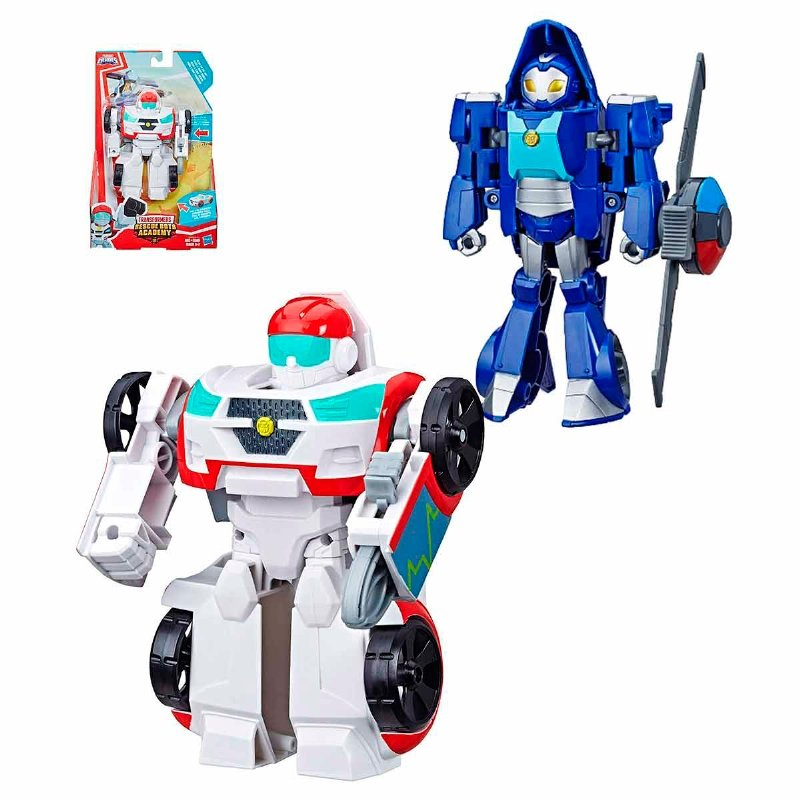 Rescue Bots Academy Figures