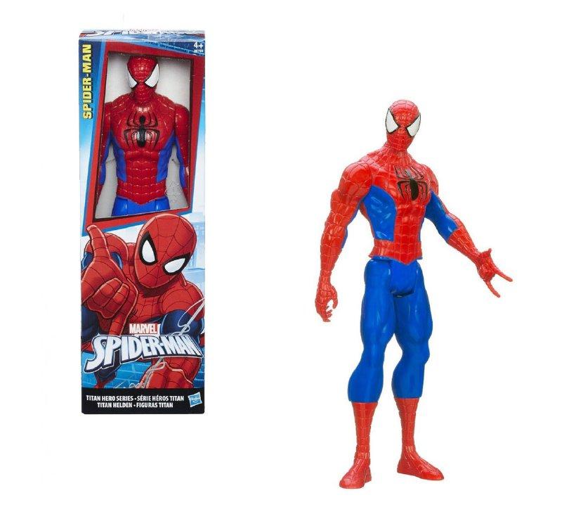 Titan Hero Spiderman, Hasbro