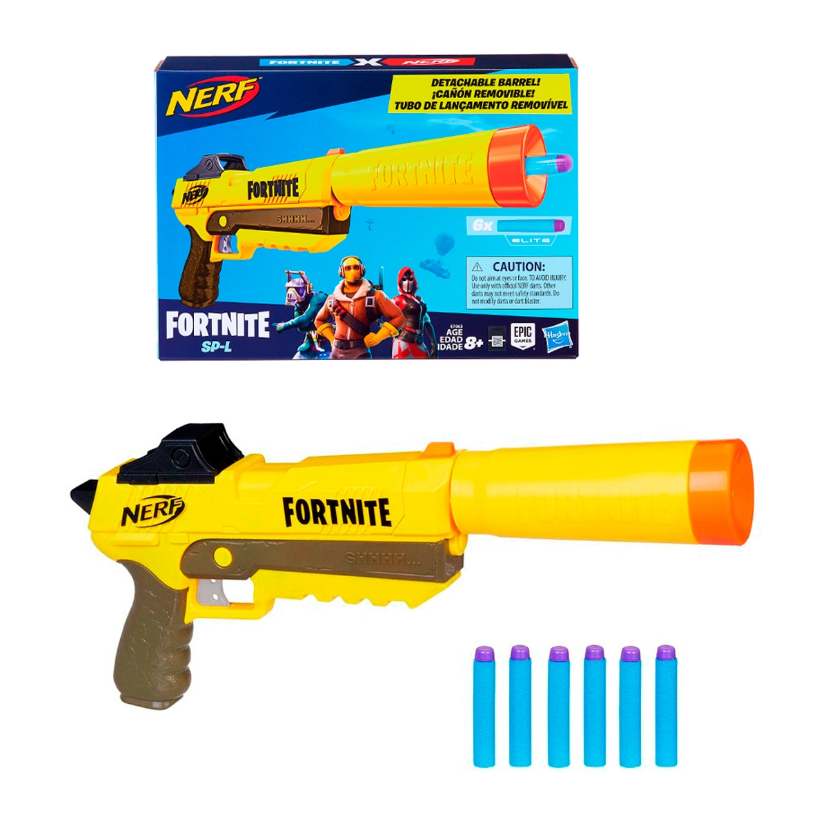 Nerf Fortnite Sneaky Springer Hasbro