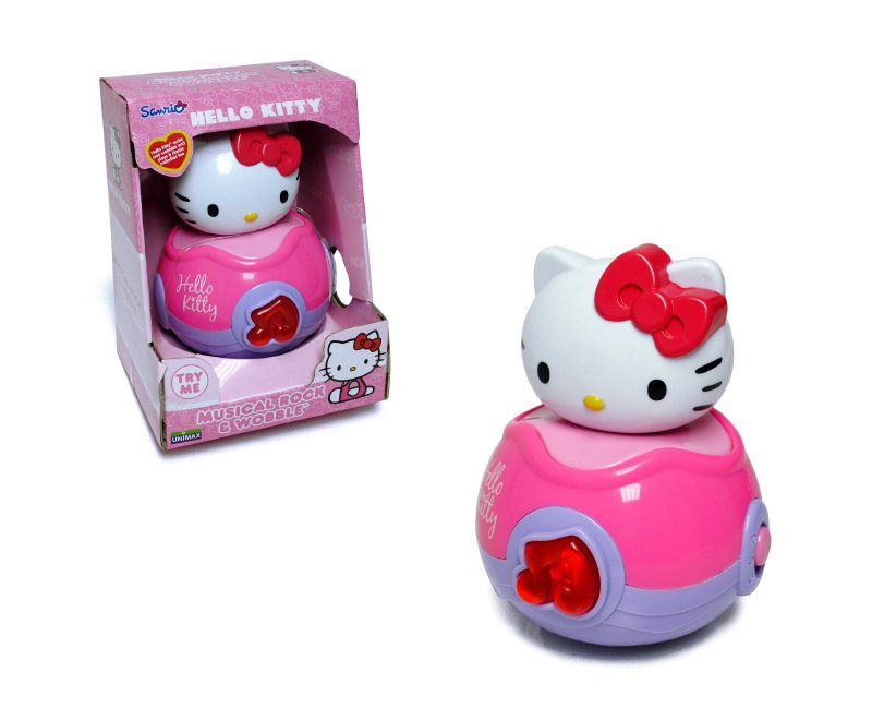 Involcable Musical Hello Kitty