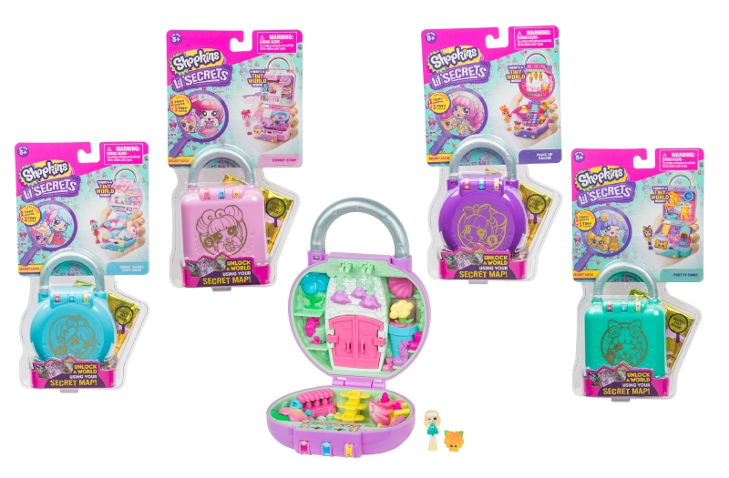 Little Secrets Mini Playset