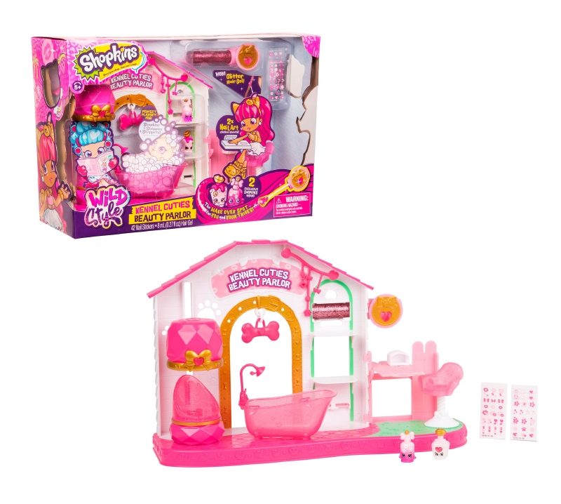 Shopkins S9 Set Estilo Cachorro