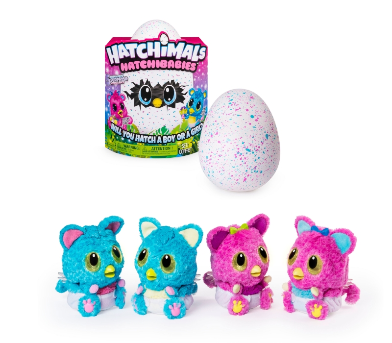 Hatchimals Hatchibabbies Cheetree