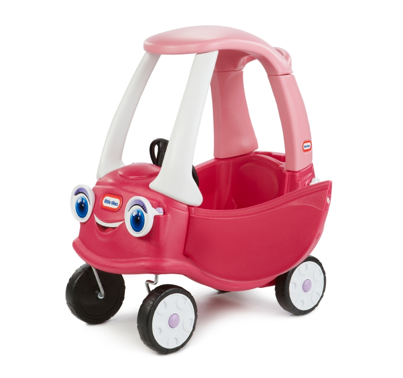 Carro Cozy Coupe Princesa Littles Tikes