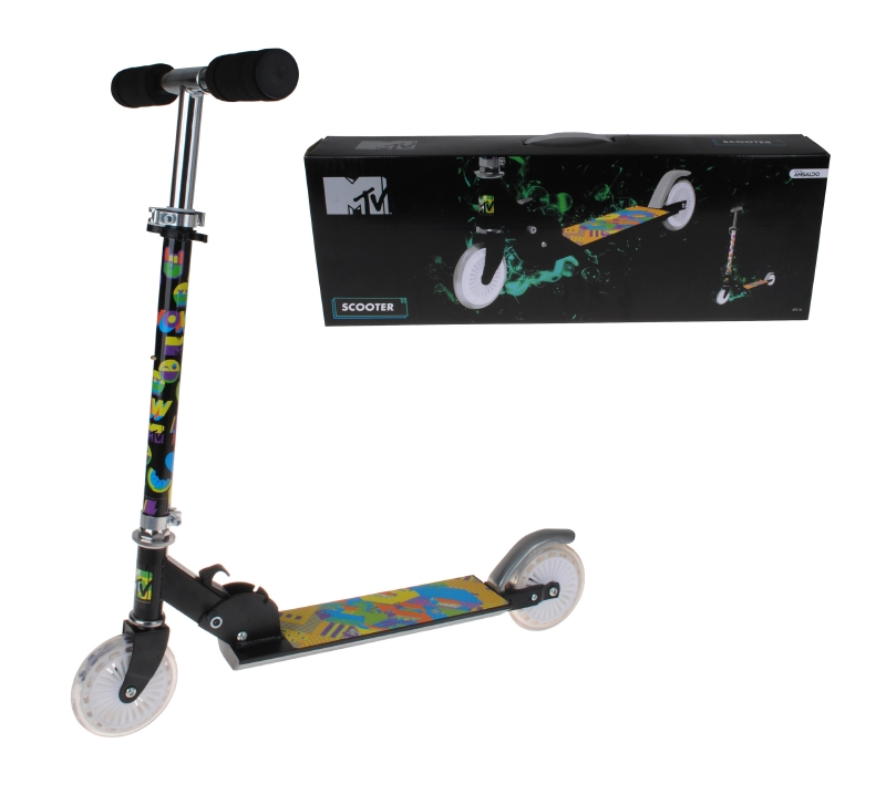 Scooter Mtv