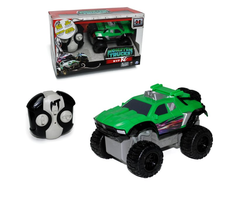 MONSTER TRUCKS Camioneta Mvp R/c Monster Trucks