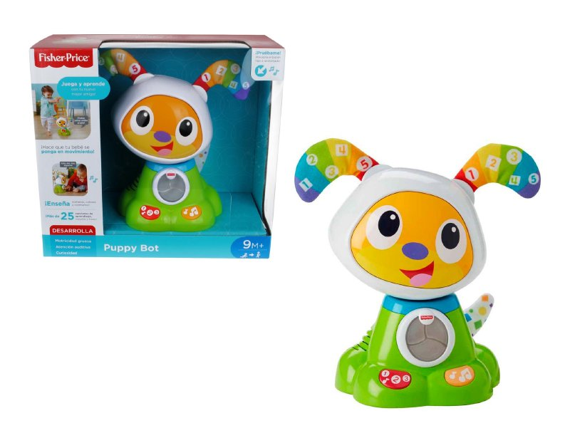 Puppy Bot Fisher Price