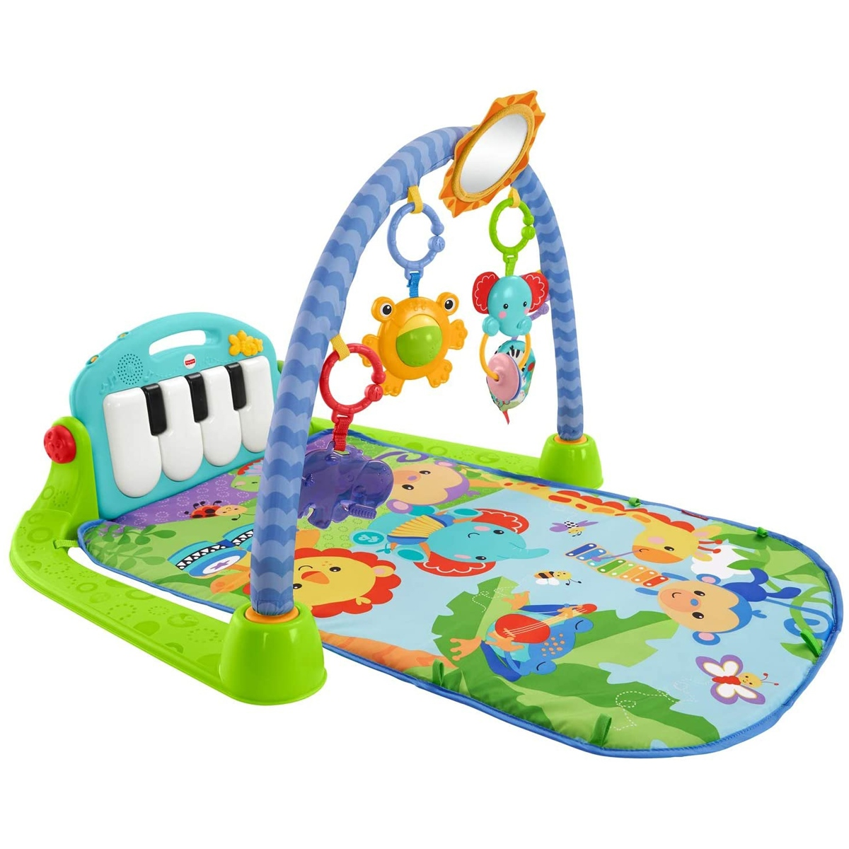 Fisher Price Gimnasio Piano Pataditas M