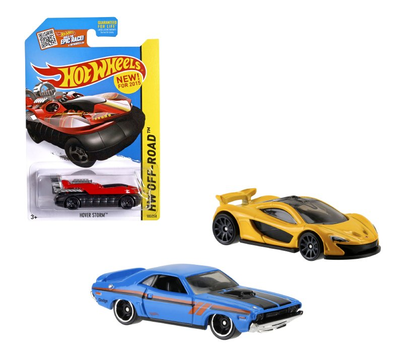 Autos Basicos Hot Wheels