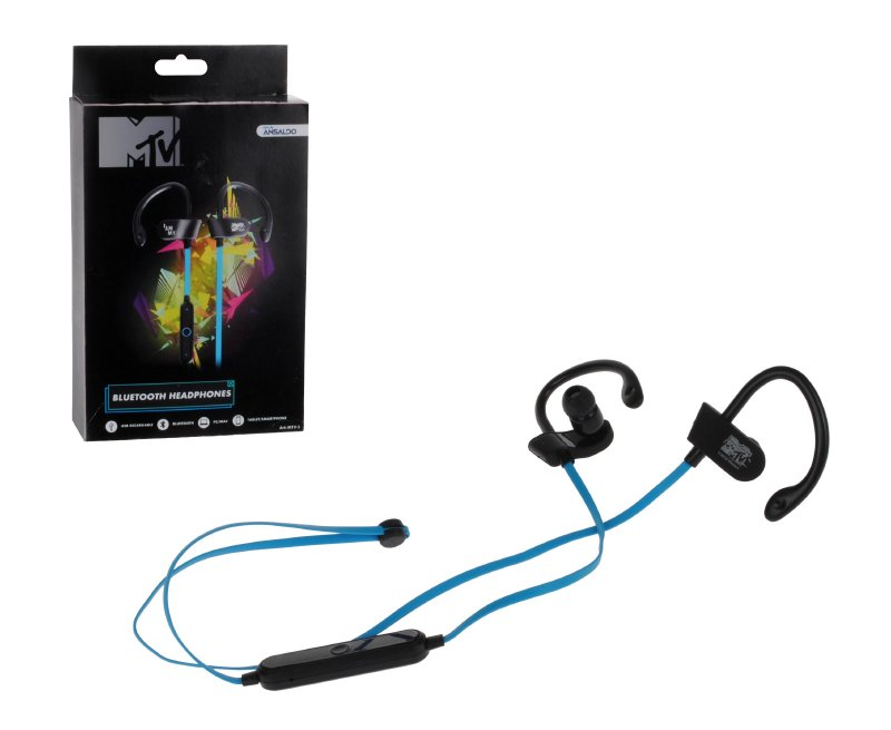Audifono Sport Bluetooth Mtv