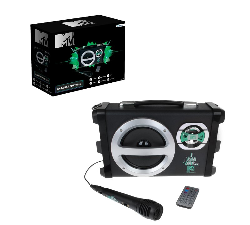 Karaoke Portatil Bluetooth