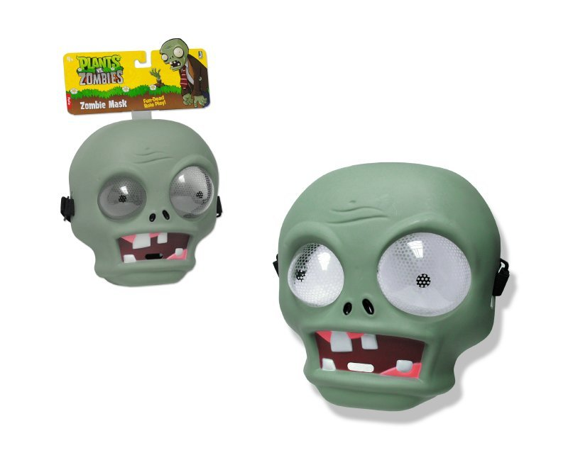 Mascaras Plantas vs Zombies