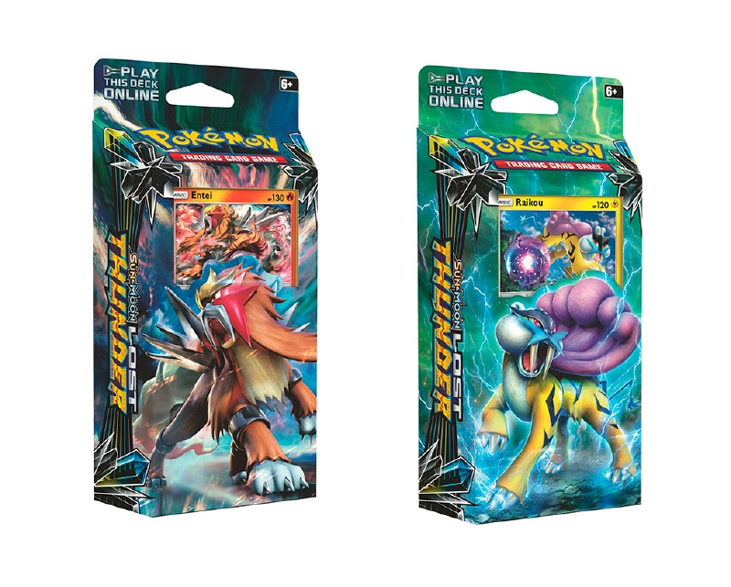 Pack 60 Cartas Pokemon En Caja Lost Thu