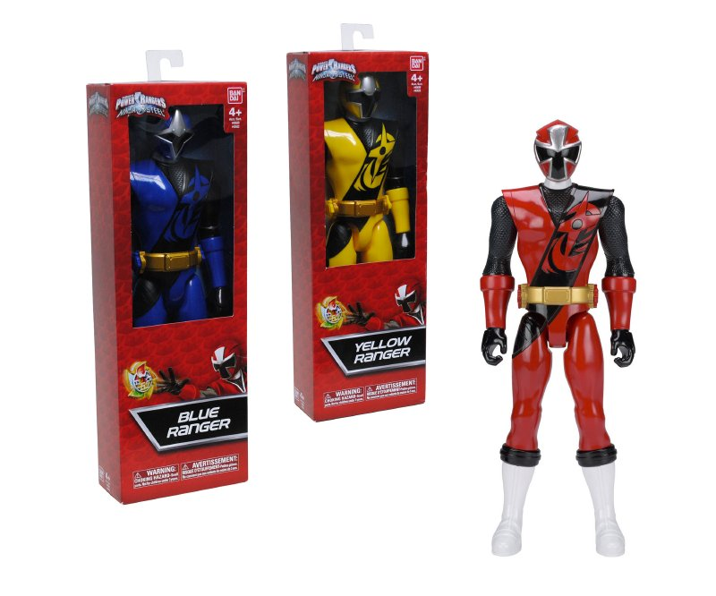 Figura 30 Cm. Power Rangers Ninja Steel