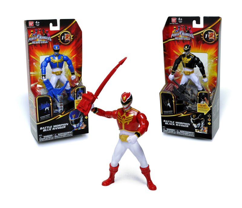 Figura 16 Cms Con Accion Power Rangers
