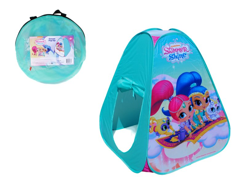 Carpa Pop Up Shimmer & Shine