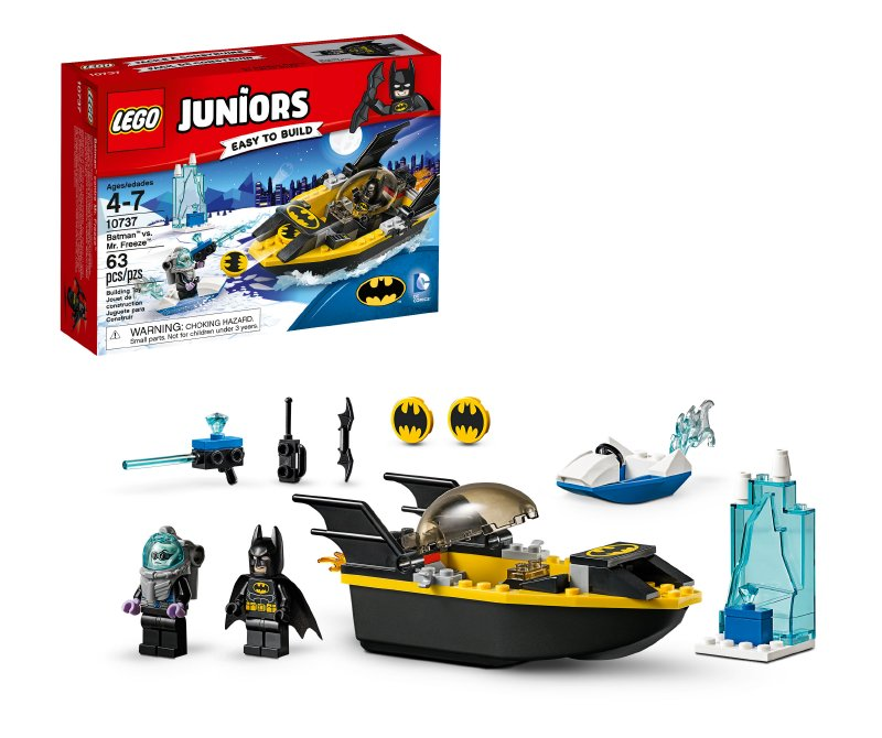 SILFA TIENDAS Batman Vs Mr Freeze Juniors Lego