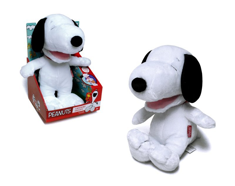 Peluche Risas Snoopy