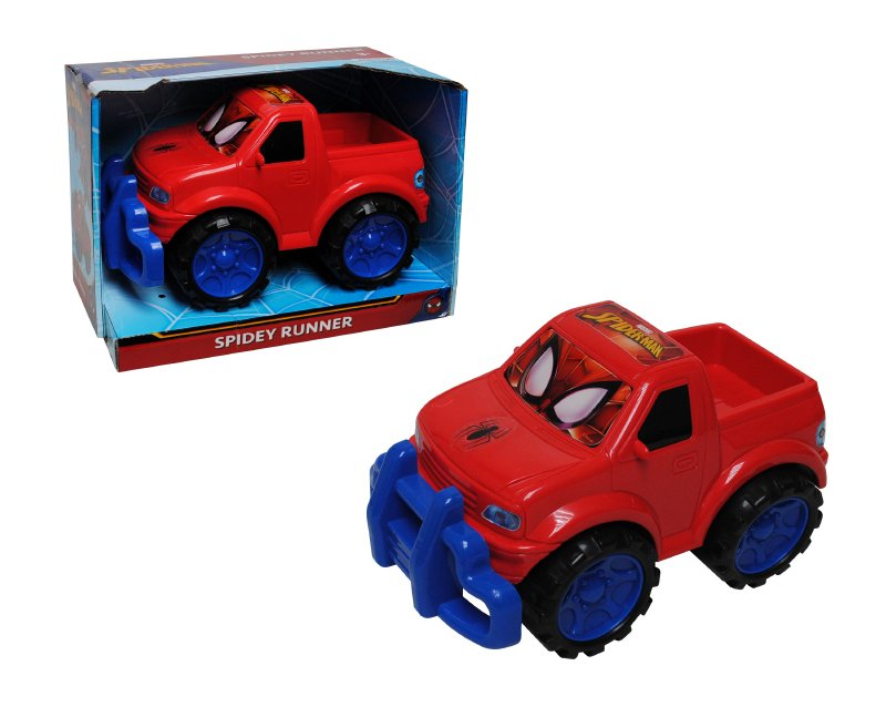 Jeep Spiderman