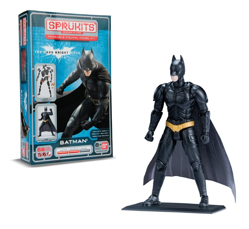 SPRUKITS Kit Figura Armable Batman Dkr Nivel 2